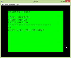 Write your own Adventure Programs for your Microcomputer 1