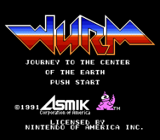 Wurm: Journey to the Center of the Earth 0