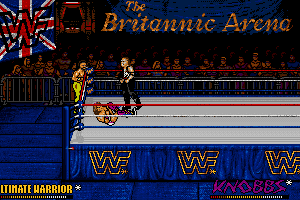 WWF European Rampage Tour 4