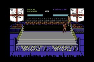 WWF European Rampage Tour 5