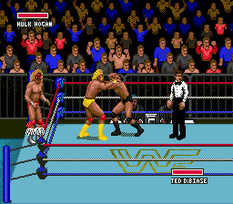 WWF Super WrestleMania 7