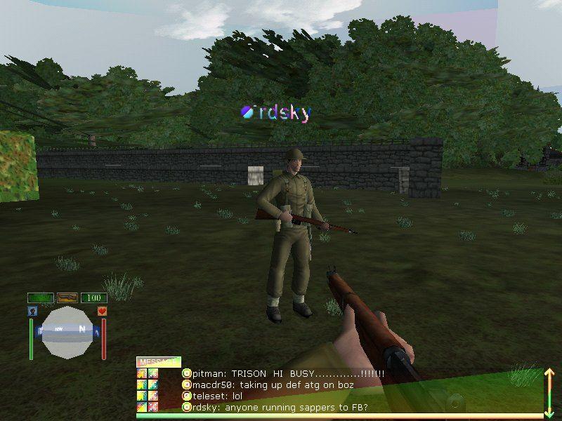 WWII Online: Blitzkrieg - My Abandonware