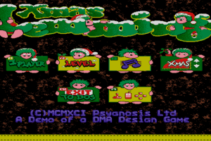Xmas Lemmings 0