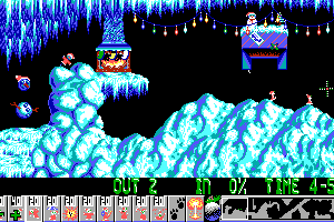 Xmas Lemmings 6