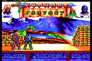 Xyphoes Fantasy 17