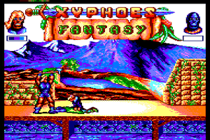Xyphoes Fantasy 18