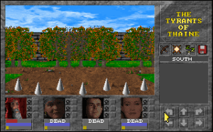 Yendorian Tales: The Tyrants of Thaine abandonware