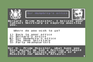 Yes Prime Minister: The Computer Game 9