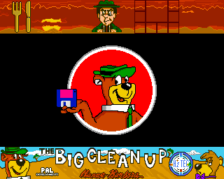 Yogi's Big Clean Up 2