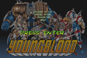 Youngblood : Search and Destroy 0
