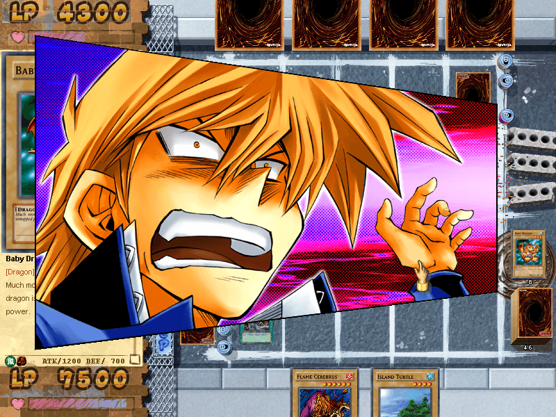 yu-gi-oh power of chaos joey the passion gratuitement