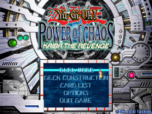 Yu-Gi-Oh! Power of Chaos: Kaiba the Revenge 0