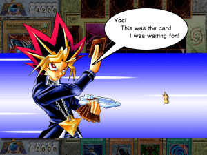 Yu-Gi-Oh! Power of Chaos: Yugi the Destiny 9