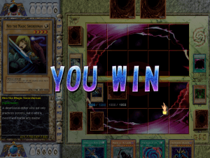 Yu-Gi-Oh! Power of Chaos: Yugi the Destiny 11