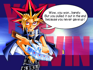 Yu-Gi-Oh! Power of Chaos: Yugi the Destiny 13