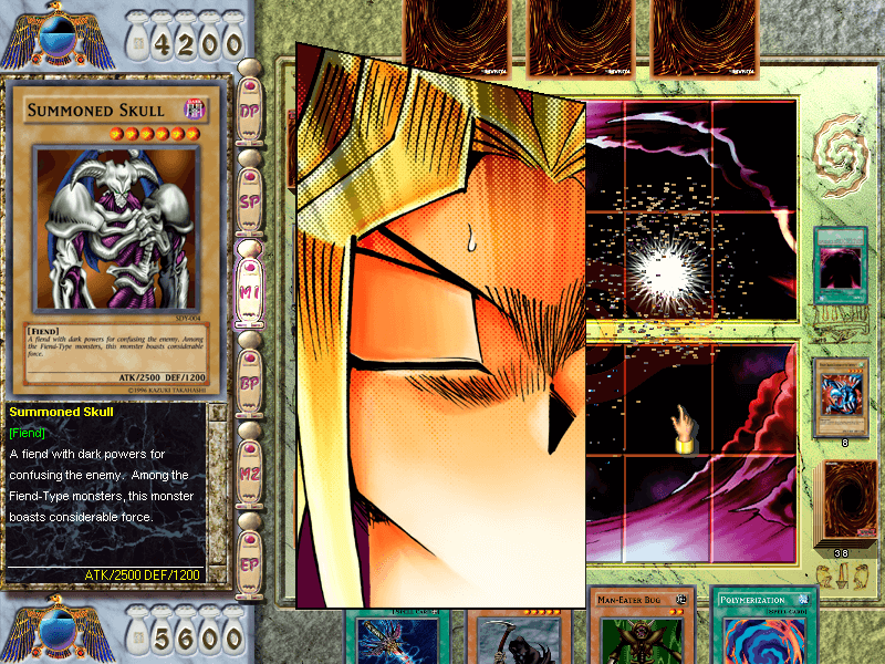 yu gi oh power of chaos yugi the destiny francais