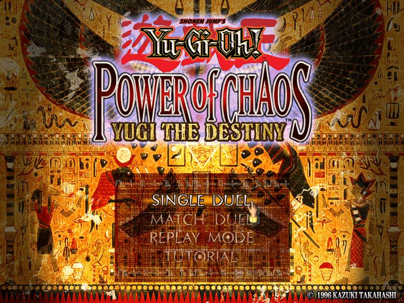 Download yu-gi-oh! Power of chaos: yugi the destiny (windows) my.