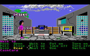 Zak McKracken and the Alien Mindbenders abandonware