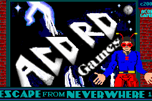 Zapper 4: Escape From Neverwhere abandonware