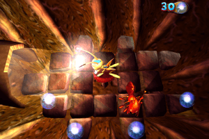 Zapper: One Wicked Cricket! abandonware