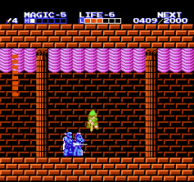 Zelda II: The Adventure of Link abandonware