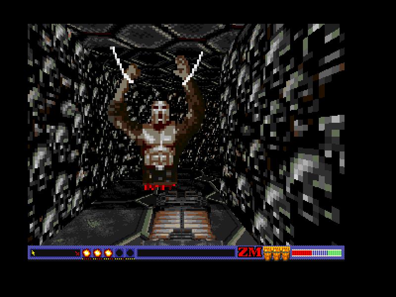 Download Zombie Massacre Amiga My Abandonware