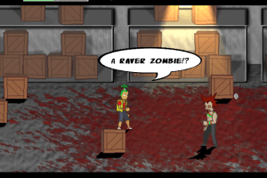 Zombie Smashers X2: Punx and Skins 8