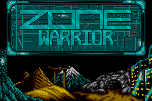 Zone Warrior 0