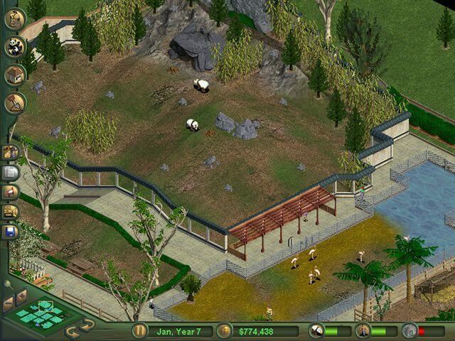 zoo tycoon 2 pc download