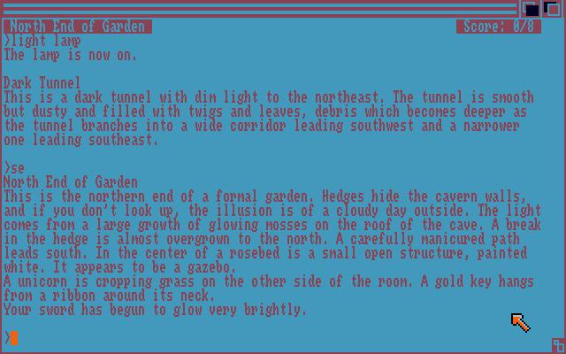 Zork II: The Wizard of Frobozz - My Abandonware