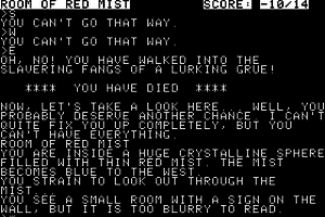 Zork II: The Wizard of Frobozz 3