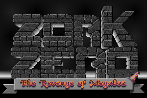 Zork Zero: The Revenge of Megaboz 0